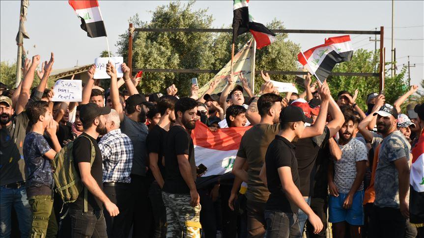 احتجاجات الشعبية في العراق