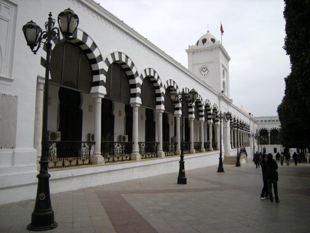 Ministère de finances Tunisie