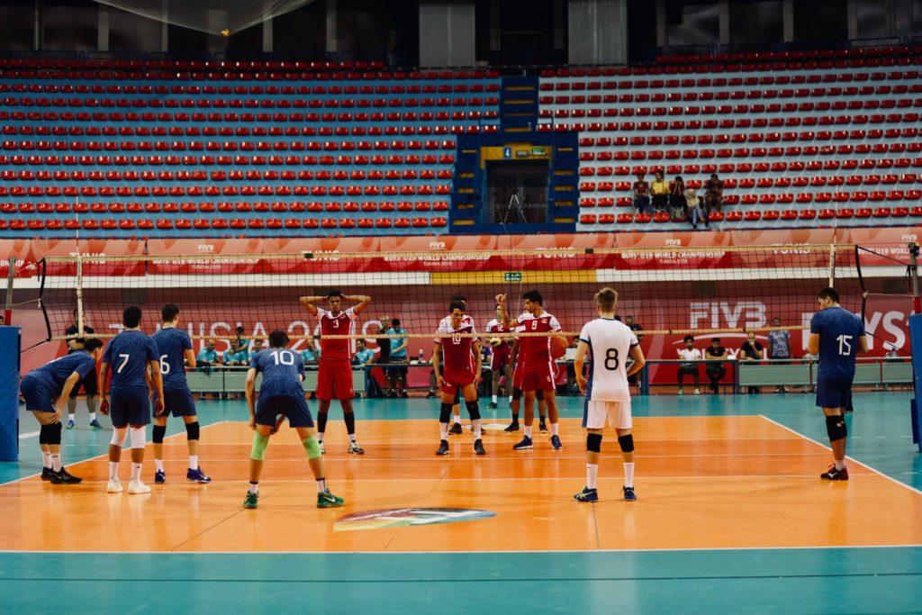 tunisie volleyball