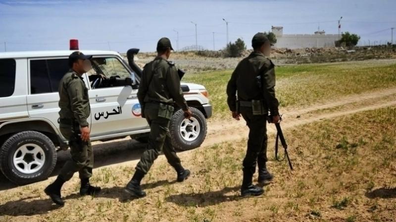 الحدود البرية الليبية التونسية